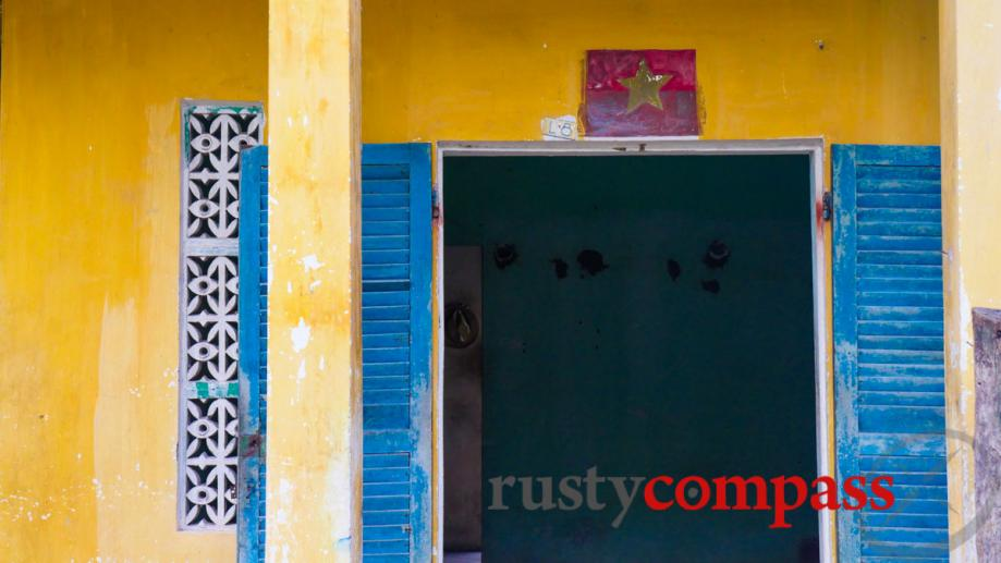 Cute colourful cottages - Quy Hoa, Quy Nhon.