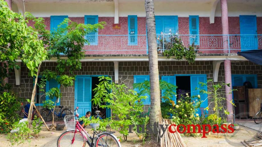 Colourful apartments, Quy Hoa, Quy Nhon