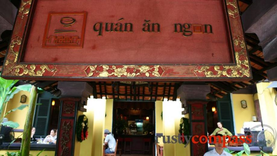 Ngon Restaurant - the most well loved Vietnamese restaurant for...