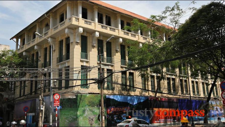 Eden Centre Saigon - one of the other buildings at...