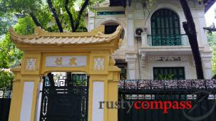 Hanoi's architectural heritage - a travel guide in photos