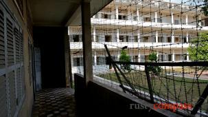 Tuol Sleng Prison Museum Phnom Penh