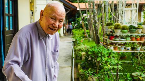 Meet Father Nen of Kontum