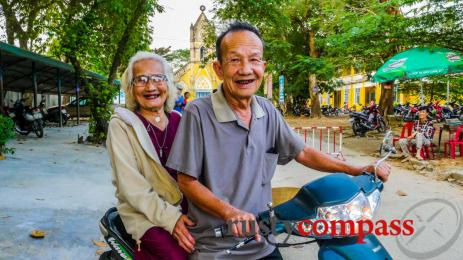 Phuc and Ha - 6 decades and going strong
