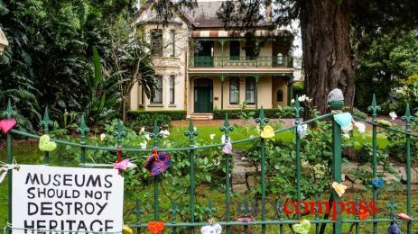 Willow Grove and Parramatta's curious heritage struggle