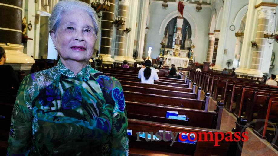 Need some peace in Saigon? Try a church