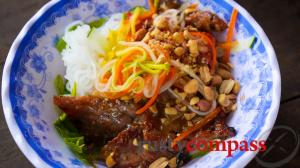 Vietnamese language class for travellers III - more on food