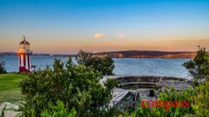 Camp Cove and South Head - a walk, a dip and a spot of Sydney history