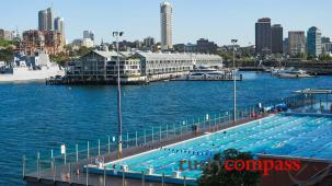 Beautiful swimming spots of Sydney - Boy Charlton Swimming pool