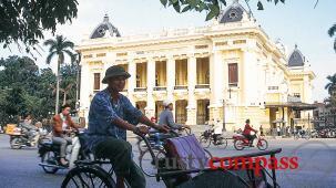Hanoi in the 90s - video