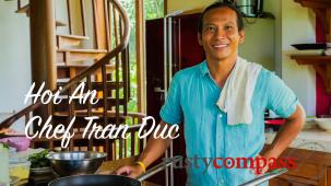 A chat with Hoi An chef, Tran Duc