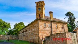 The Female Factory - Parramatta's neglected heritage
