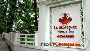 La Residence Hotel Hue - in real life