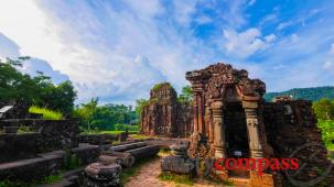 Vietnam's most important ancient ruin? My Son Cham temples