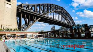 Beautiful swimming spots of Sydney - North Sydney Pool