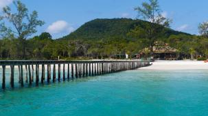 Koh Rong Samloem, an island with big things ahead
