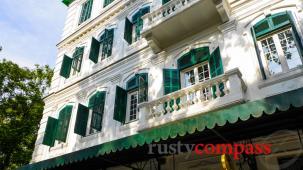 [Video] Sofitel Metropole Hotel, Hanoi - in real life