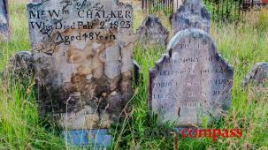 Australia's oldest European cemetery - Parramatta's neglected heritage