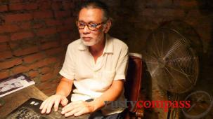 Author Nguyen Qui Duc on Hanoi, the arts and Tadioto
